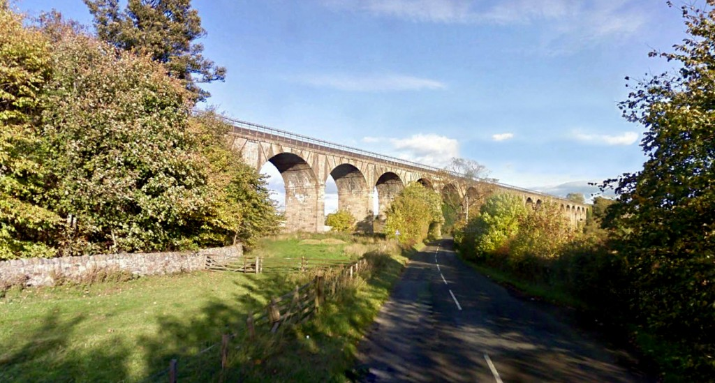 Viaduct at Linlithgow