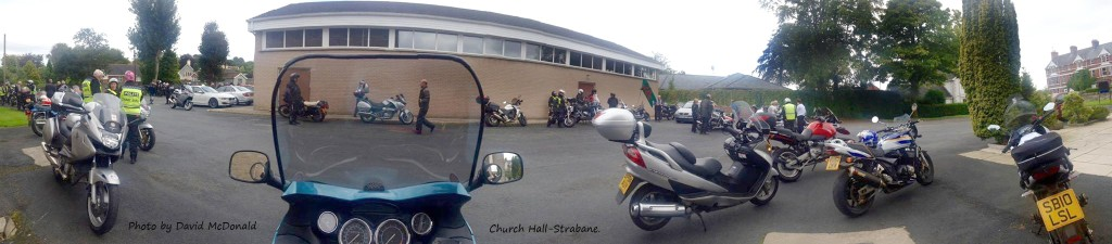 Church hall - Strabane