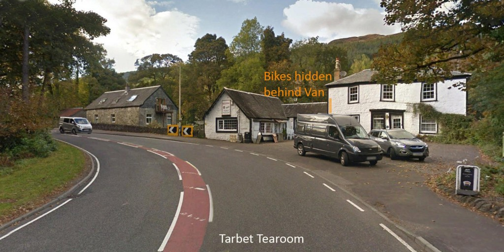 Tarbet coffee stop