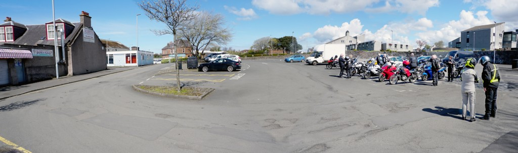 Girvan Car Park